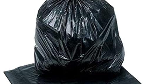 Black Bin Bags (10)