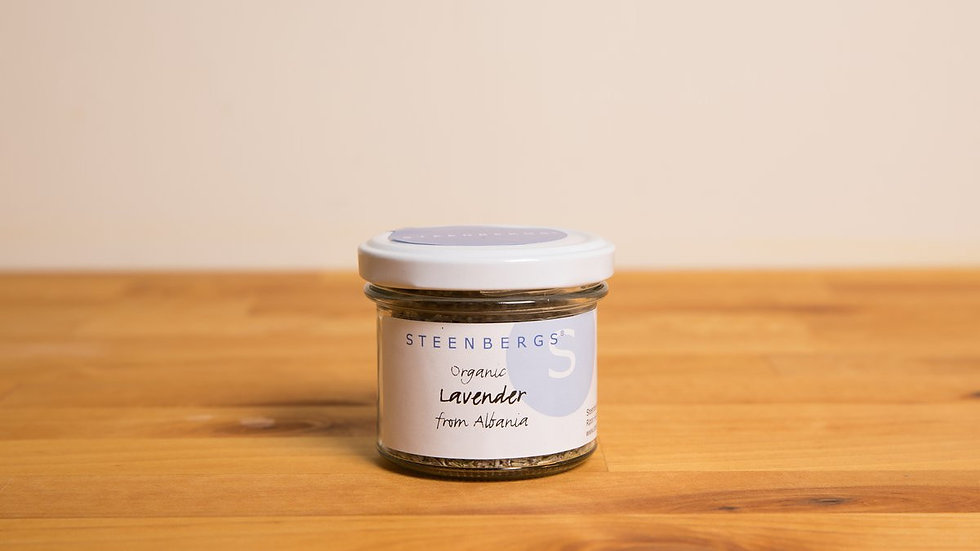 Steenbergs Organic Lavender (dried)