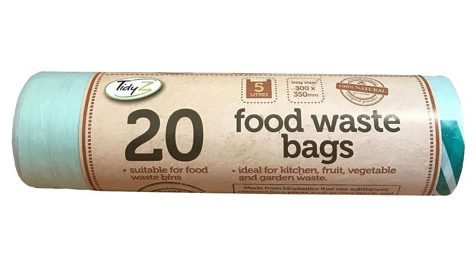 Food Waste Bags (20)