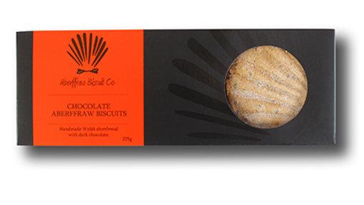 Aberffraw Shortbread - Chocolate