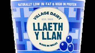 Llaeth y Llan Yoghurts Blueberry (each)