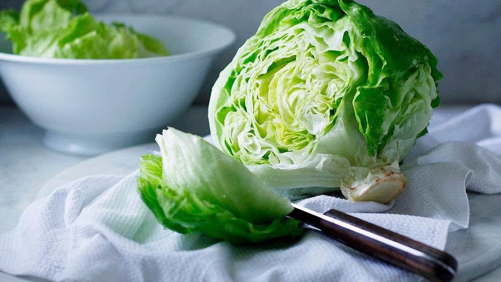 Iceberg Lettuce (each)