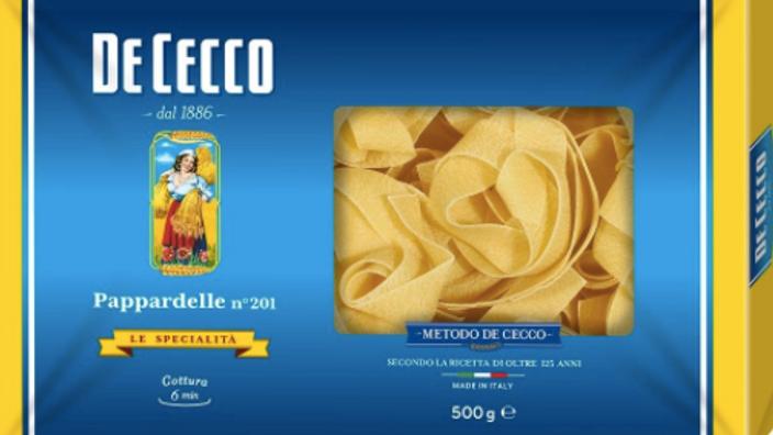 De Cecco Parpardelle Pasta (250g)