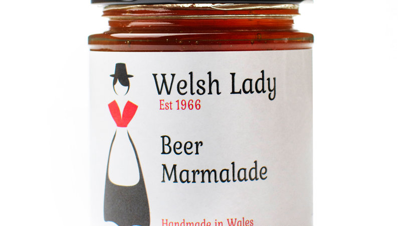 Welsh Lady Beer Marmalade
