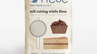 Freee by Doves Farm Gluten Free Self Raising White Flour 1kg