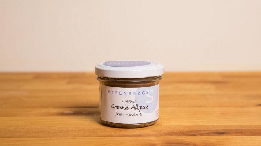 Steenbergs Organic Allspice (dried)