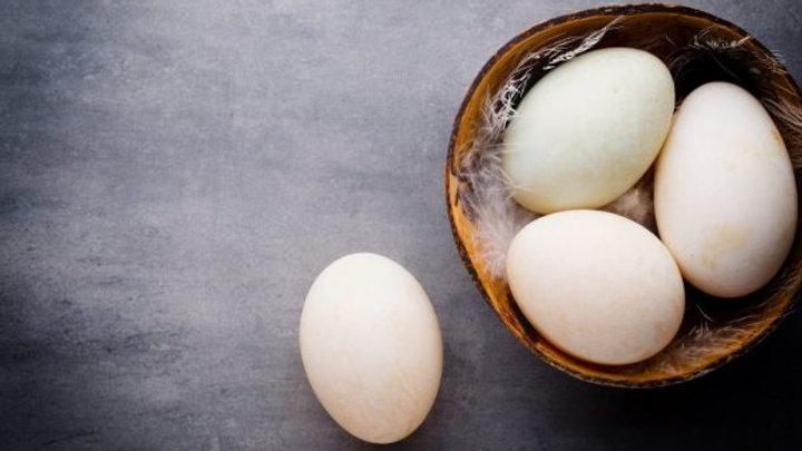 Welsh Duck Eggs (6)