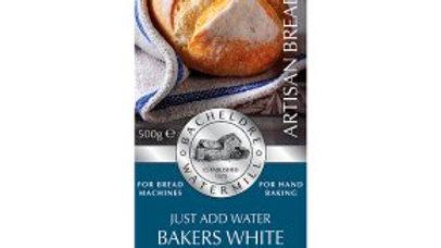 Bacheldr Bakers White Bread Mix 500g