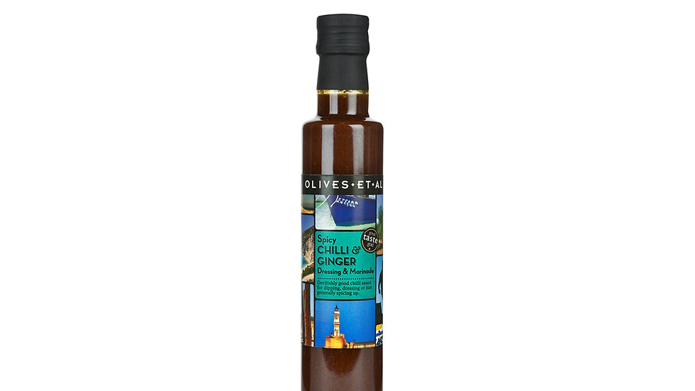 Olives Et Al chilli & ginger dressing 250ml