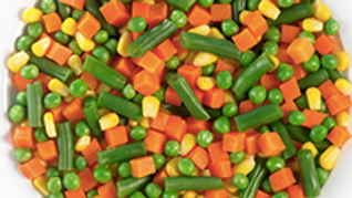 Tinned Mix Vegetables