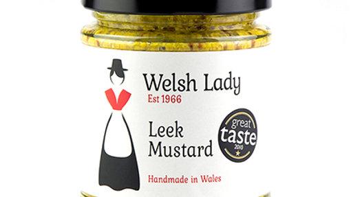 Welsh Lady Leek Mustard