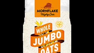 Mornflake Whole Jumbo Oats 3kg