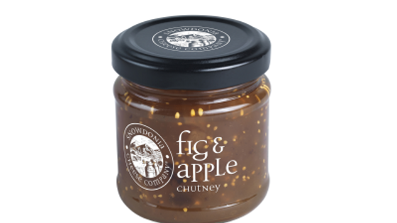 Fig & Apple Chutney