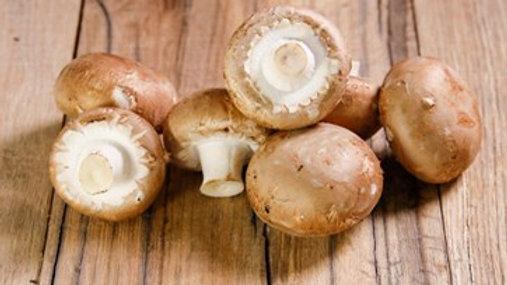 Chestnut Mushrooms (per 250g)