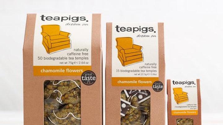 Teapigs Chamomile Tea (50)