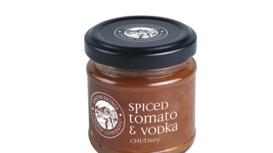 Spiced Tomato & Vodka Chutney