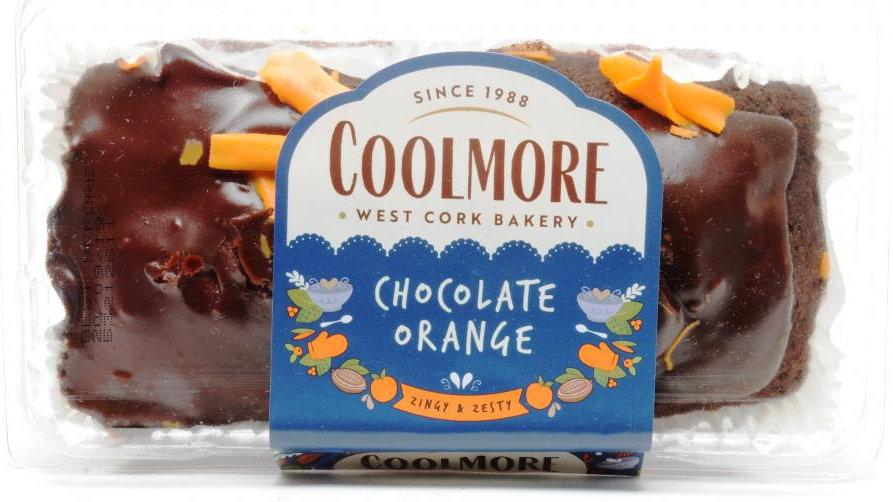 Coolmore Chocolate Orange Cake