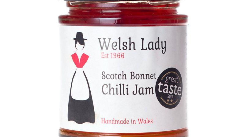 Welsh Lady Scotch Bonnet Chill Jam