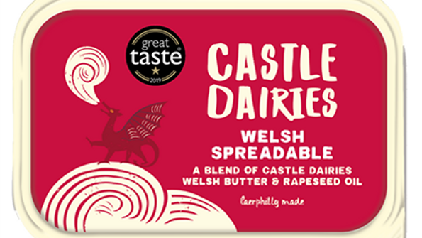Castle Dairies Spreadable Butter