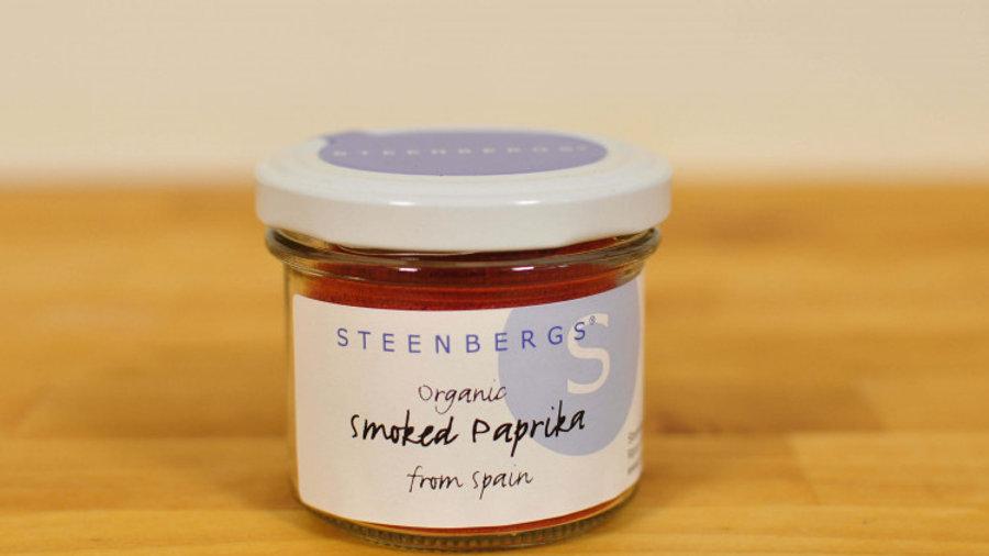 Steenbergs Organic Smoked Paprika (dried)