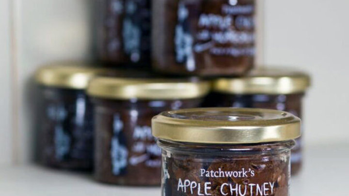 Apple Chutney with Hobgoblin Ale & a Pinch of Ginger