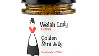 Welsh Lady Golden Mint Jelly