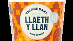 Llaeth y Llan Yoghurts Mandarin (each)
