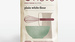 Freee by Doves Farm Gluten Free Plain White Flour 1kg