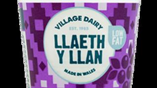 Llaeth y Llan Yoghurts Blackcurrent (each)