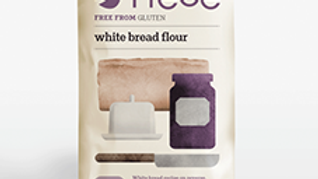 Freee by Doves Farm Gluten Free White Bread Flour 1kg