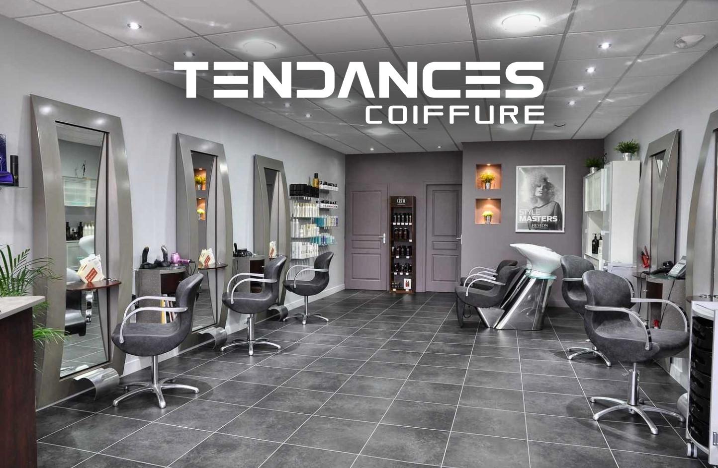 Salon Tendances Coiffure - Coiffeur à Leguevin