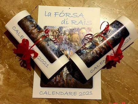 """""""La forsa di raìs"""", il calendario in bergamasco apprezzato dal PAPA  e dal MOROT"""