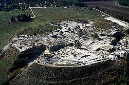 Megiddo, Archeology, Israel