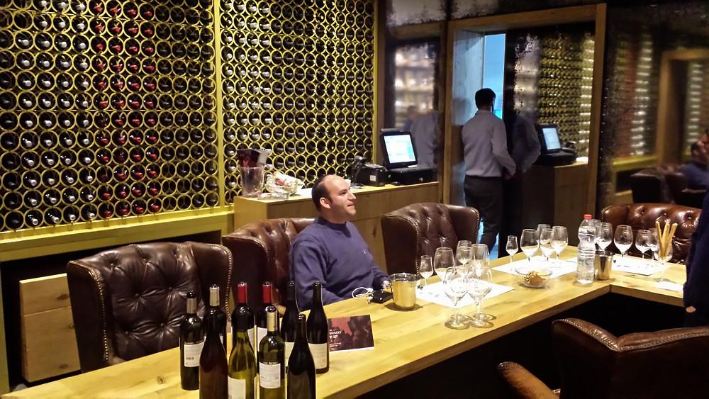 Wine Tasting at Netofa Winery