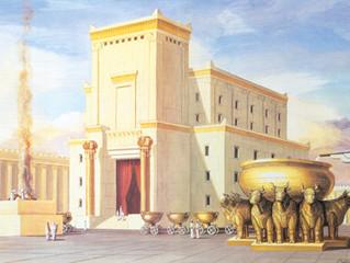 Temple Mount Part 2 - Solomon's Temple
