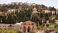 Churches on the Mount of Olives, Jerusalem