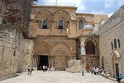 Church of the Holy Sepulcher, Jerusalem