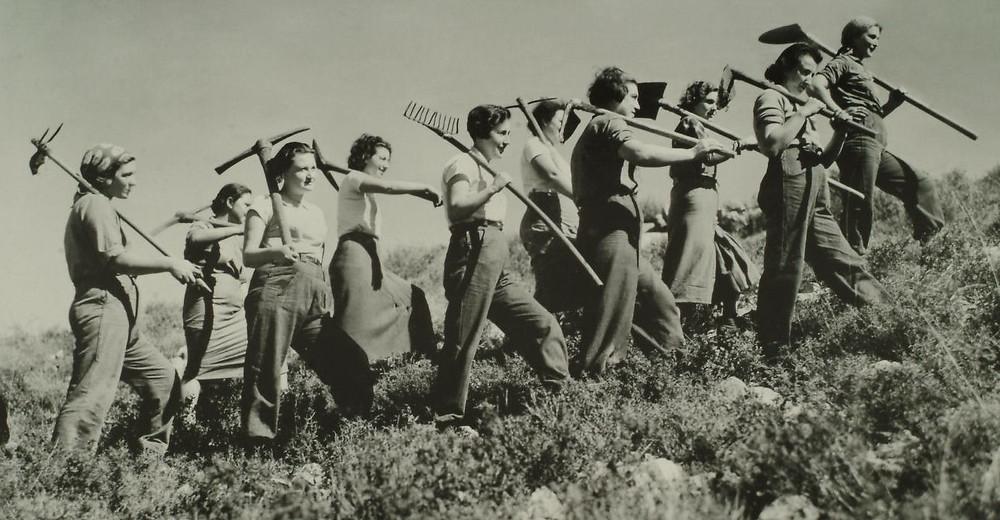 Pre-State Jewish Farmers