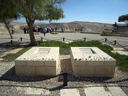 David Ben Gurion, Grave, Sde Boker