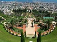 Baha'i Gardens, Haifa