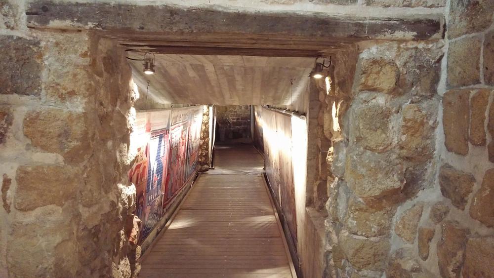 The Templar Tunnel