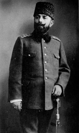 Djemal Pasha, Ottoman Governor during WWI