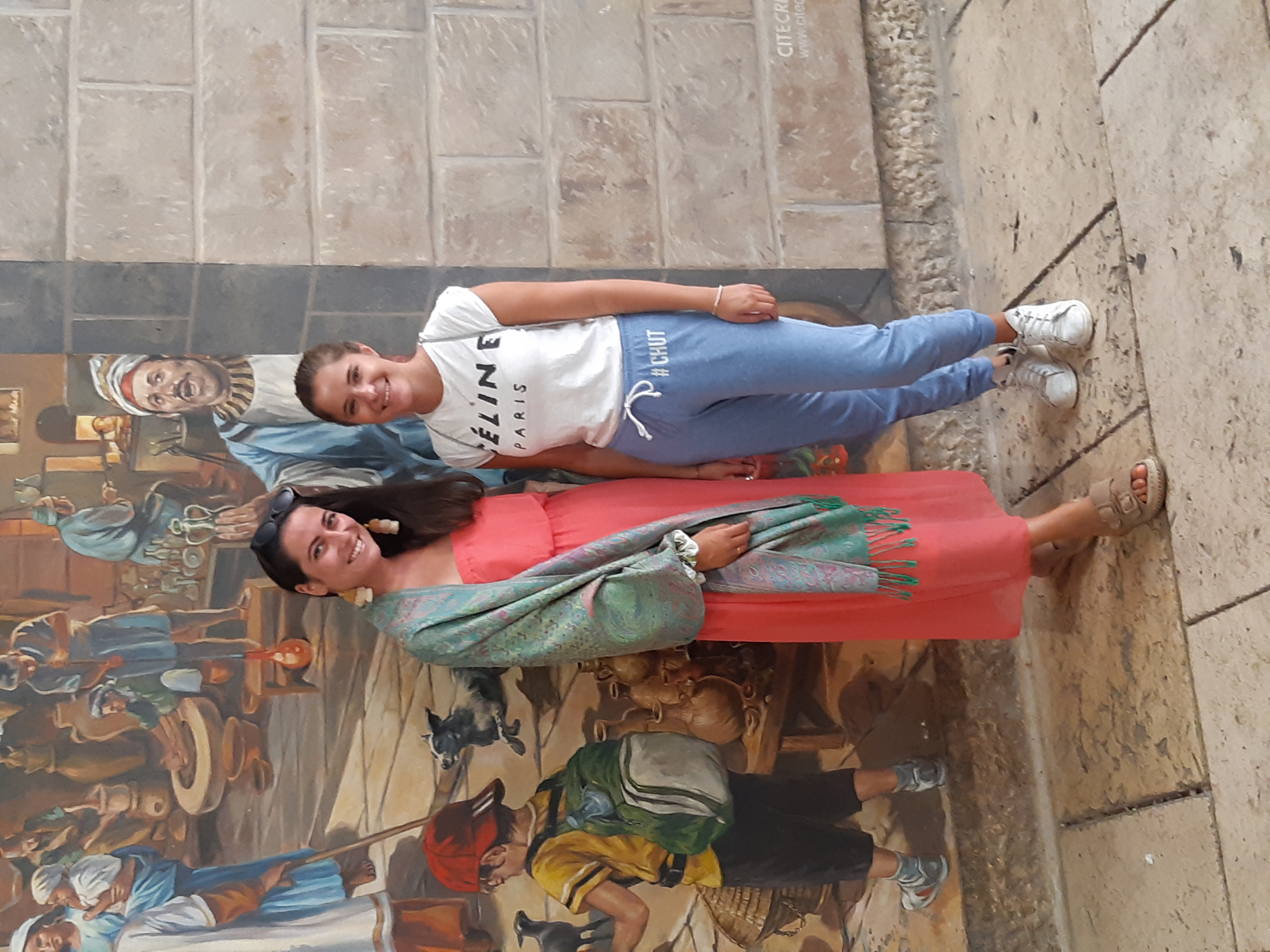Alicia & Prescilla