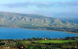 Kinneret, Sea of Galilee