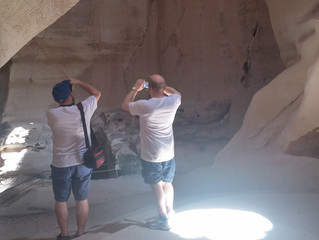 Beit Guvrin - Caves, Archeology, Excavations and Fun for Young and Old Alike
