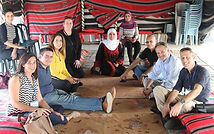 Bedouin Hospitality in Israel