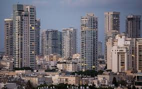 Modern Tel Aviv Growing Upwards