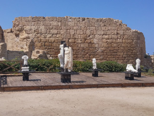 Caesarea, The Great City Built by Herod the Great