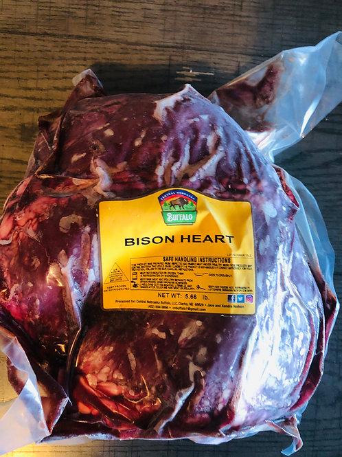 BISON HEART