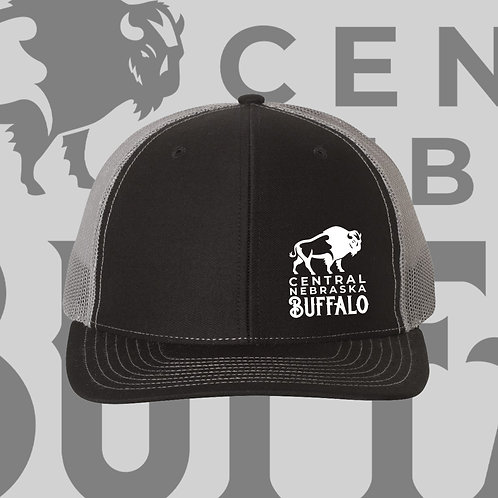 CNB Black/Grey Hat- Free Shipping